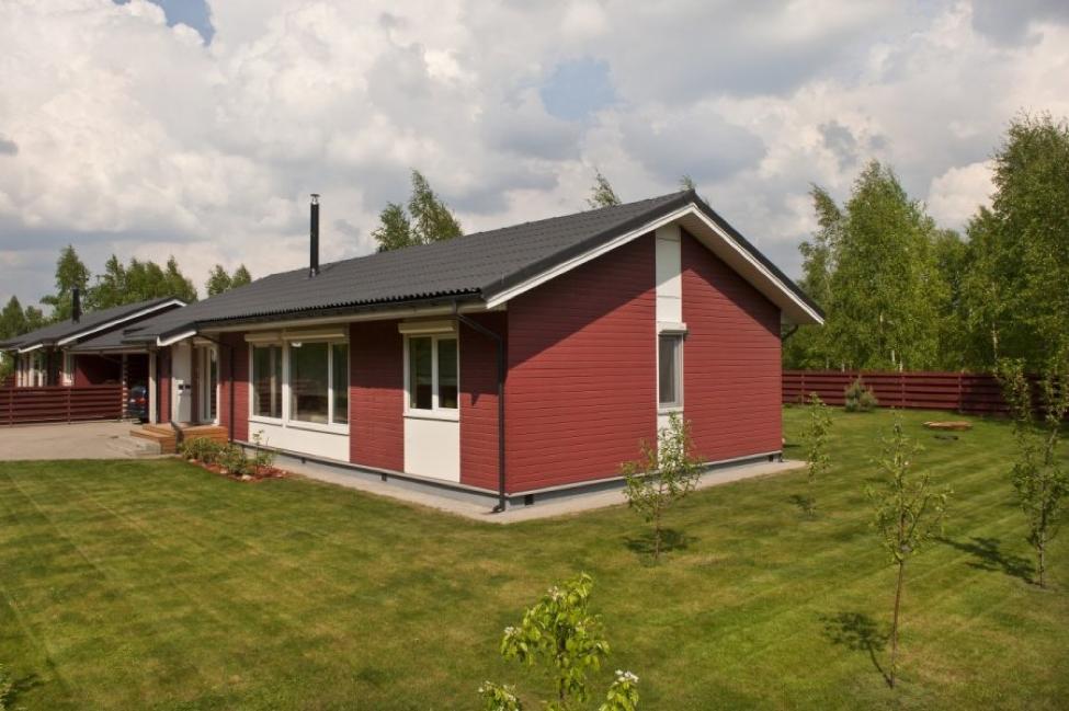 moduliniai namai